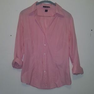 Gap button down shirt size S